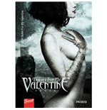 Chaveiro Bullet For My Valentine 270920