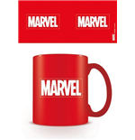 Caneca Marvel Superheroes - Red Logo