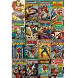 Poster Marvel Superheroes 271616