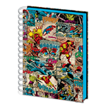 Caderno Marvel Superheroes 272057
