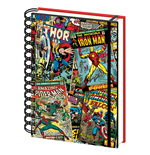 Caderno Marvel Superheroes 272061
