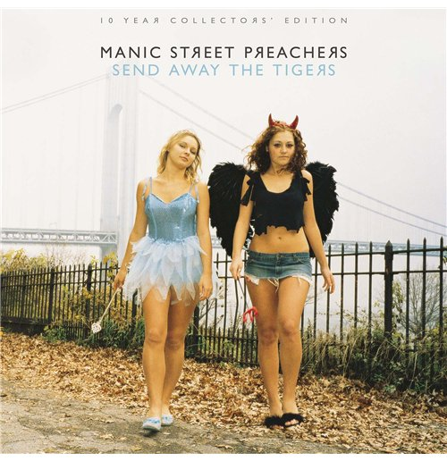 Vinil Manic Street Preachers - Send Away The Tigers (2 Lp)