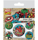 Broche Marvel Superheroes 272343
