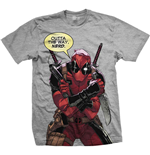 Camiseta Marvel Superheroes 272508