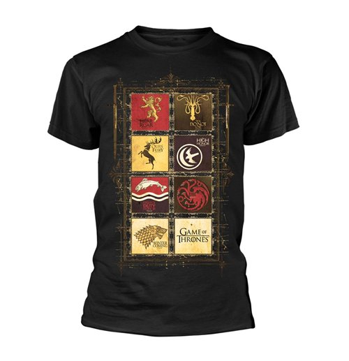 Camiseta Game of Thrones 273012