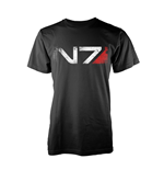 Camiseta Mass Effect N7
