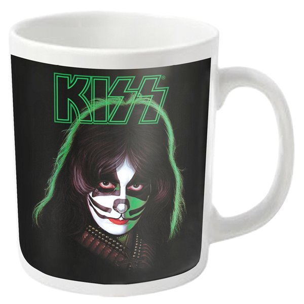Caneca Kiss Peter Criss