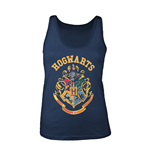 Camiseta de Suspensórios Harry Potter Crest