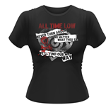 Camiseta All Time Low 273452
