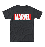 Camiseta Marvel Super heróis Logo