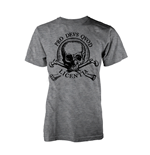 Camiseta Uncharted 4 Skull