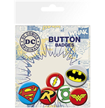 Broche DC Comics Superheroes 273626