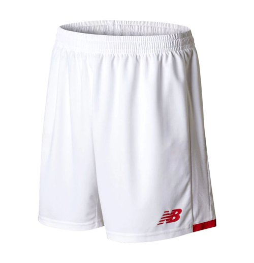 Shorts Sevilla 2017-2018 Home (Branco)