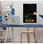 Vinil decorativo para parede Real Madrid 274260