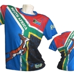 Camiseta África do Sul Rugby 274853