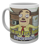 Caneca Rick and Morty 275064
