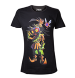Camiseta The Legend of Zelda - Zelda Majoras Mask