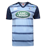Camiseta Cardiff Blues 2017-2018 Home