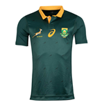 Camiseta África do Sul Rugby 2017-2018 Home