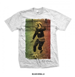 Camiseta Bob Marley Football Text