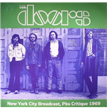 Vinil Doors (The) - Pbs Critique, New York City 1969