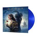 Vinil Beauty And The Beast - The Songs