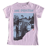 Camiseta One Direction de mulher - Design: Take Me Home