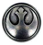Star Wars Chapa Clicks Rebel Alliance