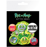 Broche Rick and Morty 279588