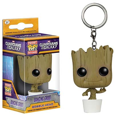 Chaveiro Guardians of the Galaxy