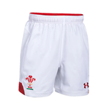 Shorts Gales Rugby 2018-2019 Home (Branco)