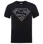 Camiseta DC Comics Superheroes 280626