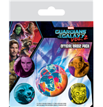 Broche Guardians of the Galaxy 280774