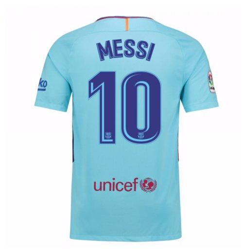 f2582a85ee Compra Camiseta 2017 18 FC Barcelona 2017-2018 Away (Messi 10)