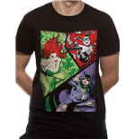 Camiseta DC Comics Superheroes 281749
