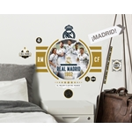 Vinil decorativo para parede Real Madrid 282017