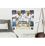 Vinil decorativo para parede Real Madrid 282018