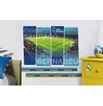 Vinil decorativo para parede Real Madrid 282019
