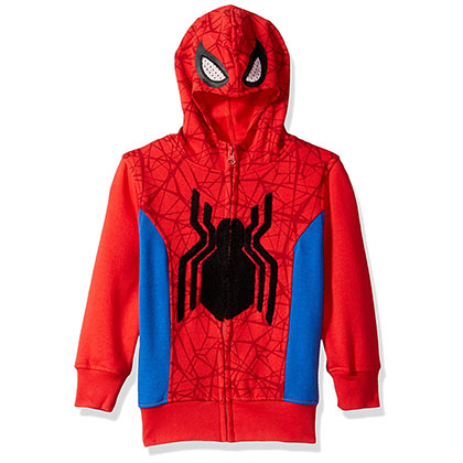 Moletom Spiderman Big Boys Costume