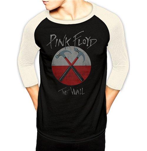 Compra Camiseta manga longa Pink Floyd 282567 Original ddd563637d787