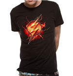 Camiseta Justice League Movie - Flash Symbol