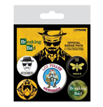 Broche Breaking Bad 283430