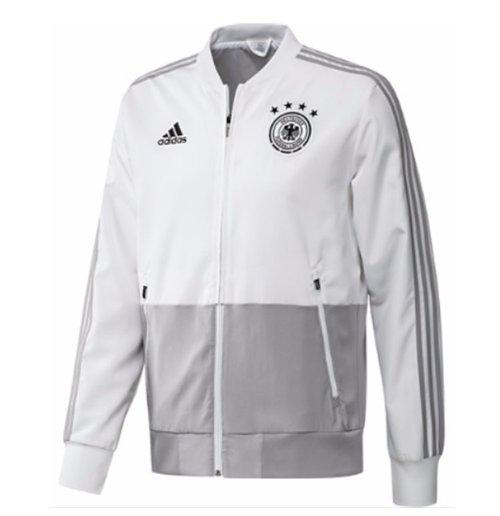 Compra Jaqueta Alemanha futebol 2018-2019 (Branco) Original 006496940fe1c