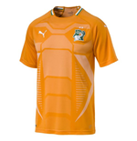 Camiseta 2018/19 Costa do Marfim futebol 2018-2019 Home