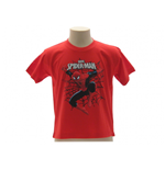 Camiseta Spiderman Telaraña Marvel