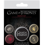 Broche Game of Thrones 284584