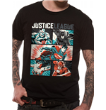 Camiseta Justice League 284610