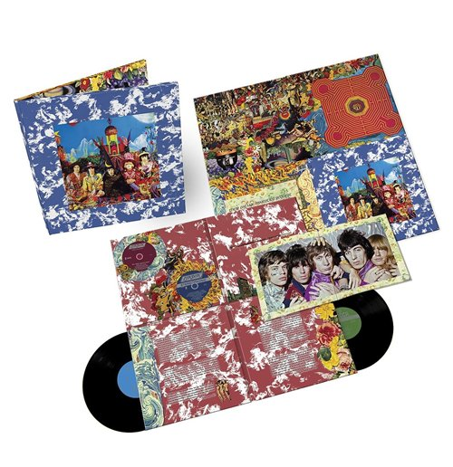 Vinil Rolling Stones (The) - Their Satanic Majesties Request (4 Lp)