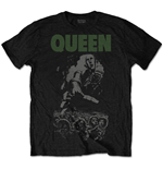 Camiseta Queen de homem - Design: News of the World 40th Full Cover