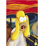 Poster Os Simpsons 286407